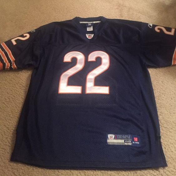 Forte Bears jersey 🏈🐻 One size fits all. I'd say women's large/extra large. Never been worn. Reebok Tops Sweatshirts & Hoodies