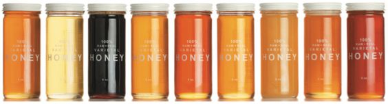 Pure floral source honey from Bee Raw