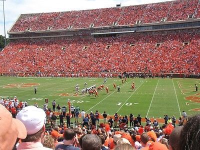#tickets Four (4) Clemson vs Louisville Football Tickets + Parking Pass please retweet