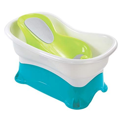 Summer Comfort Height Bath Tub With Images Baby Tub Baby Bath