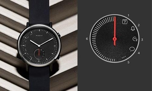 Pil Ömrü Uzun Hibrit Akıllı Saat: Misfit Command