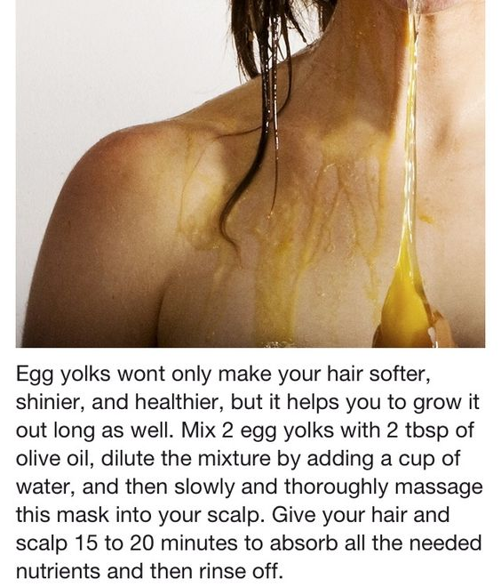 Moisturizing Hair mask - I'm going to try this.