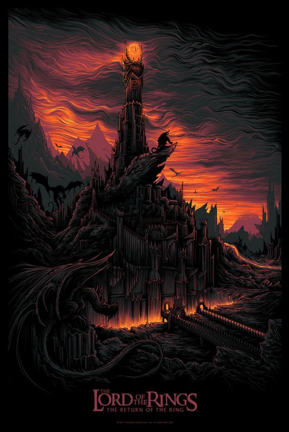 This movie was the best of its kind. It was an action adventure movie, which was liked by kids, teens, elders, and older than elders too. #LordOfTheRingsPoster #LordOfTheRings #MoviePoster
