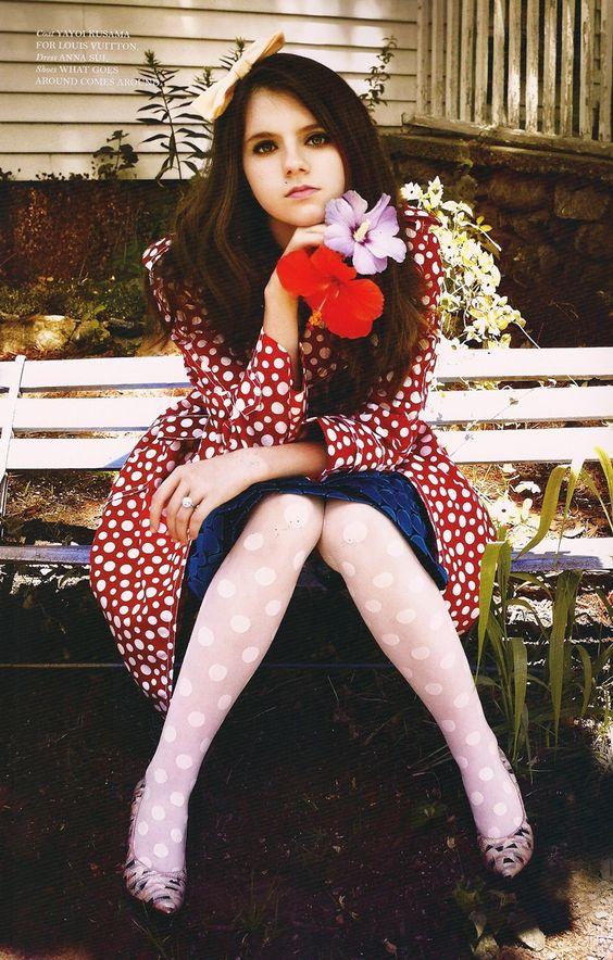Kara Hayward dans Lula, issue 15