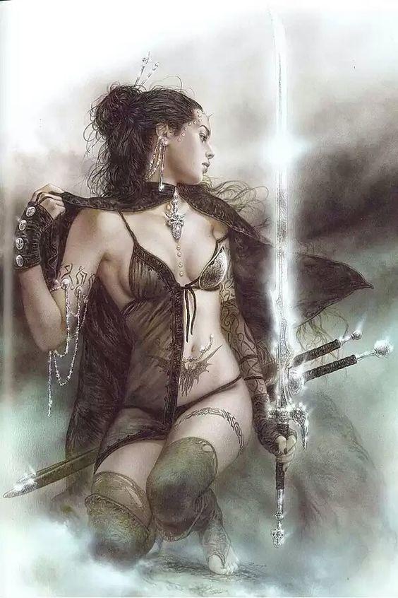 Erotic fantasy art gallary