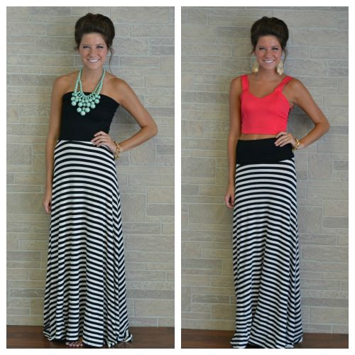 WANT! Skirt or Dress?