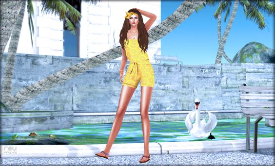 https://flic.kr/p/wNtMBa | CODE 0711 - Sol, arena y mar 05 | Jumper Lluvia 02 => marketplace.secondlife.com/p/Code-0711-Romper-Lluvia-02/7... Pose 05 => marketplace.secondlife.com/p/pose5/7454212
