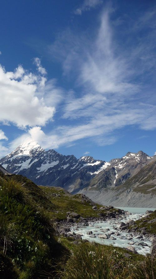 Hooker Valley | Mount Cook National Park | New Zealand