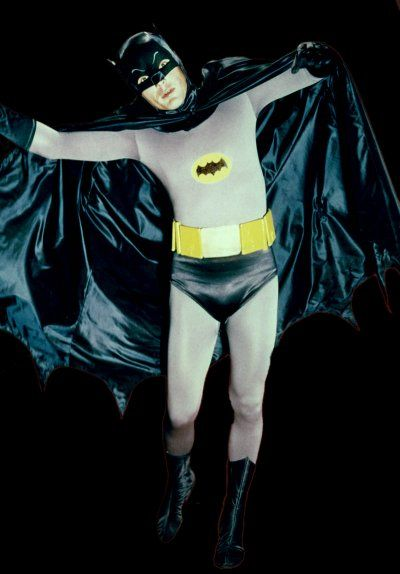 Batman, 1966, Batman The Movie, Adam West, Burt Ward, Batman TV Series
