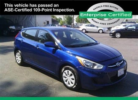 Used 2015 HYUNDAI Accent Riverside, CA, Certified Used Accent for Sale…