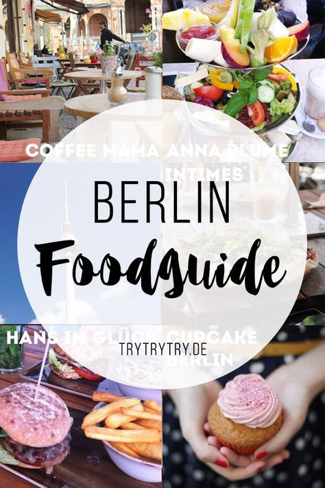 Berlin - Foodguide