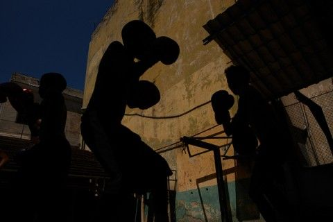 Achim Lippoth – Havana Fight Club (2011)