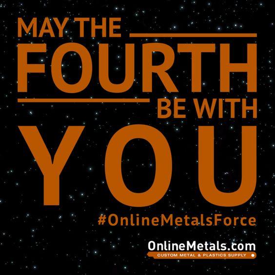 #OnlineMetalsForce