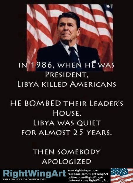 Need information on Libya and the United States quickly please! Best answer tonight!!!?