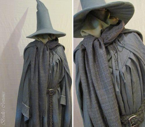 Gandalf costume | Gandalf costume references | Pinterest ...