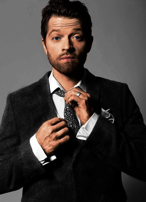 With great power comes great responsibility!   Who Is Misha Collins