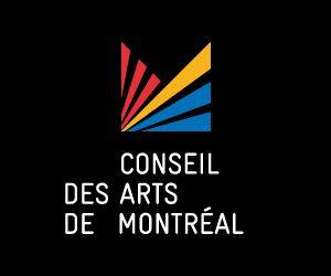 Bandeau web pour le Conseil des Arts de Montréal #CC ©ClementineCommunication