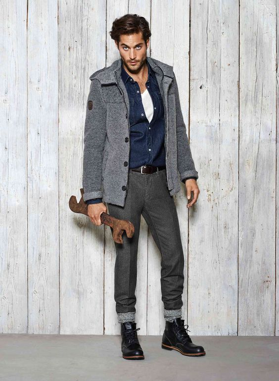 m nner winter fotoshooting outfit shooting outfit f r ihn pinterest richtiger mann outfit