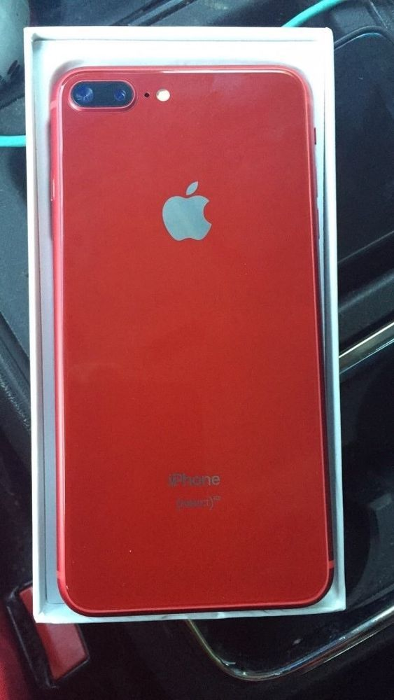 Apple Iphone 8 Plus Product Red 256gb Unlocked A1864 Cdma Gsm Iphone Iphone Case Protective Apple Iphone