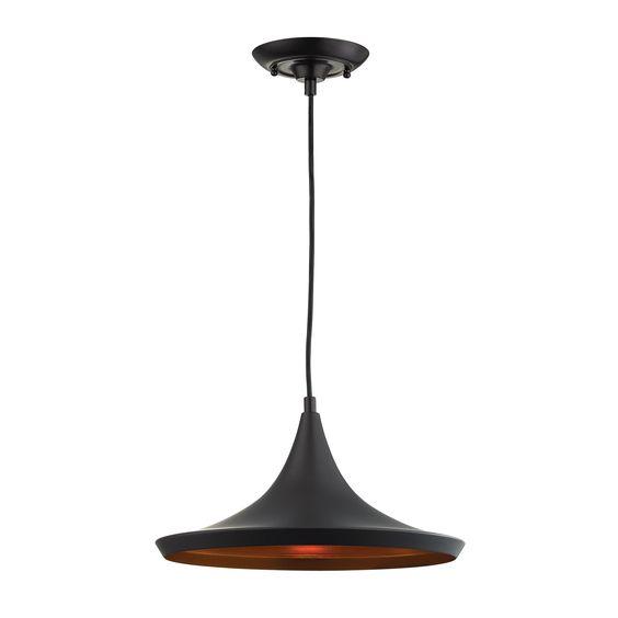 ELK Lighting 17201/1 Sorenson Collection Oil Rubbed Bronze Finish