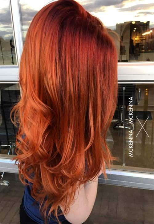 10++ Copper ginger hair color ideas in 2021