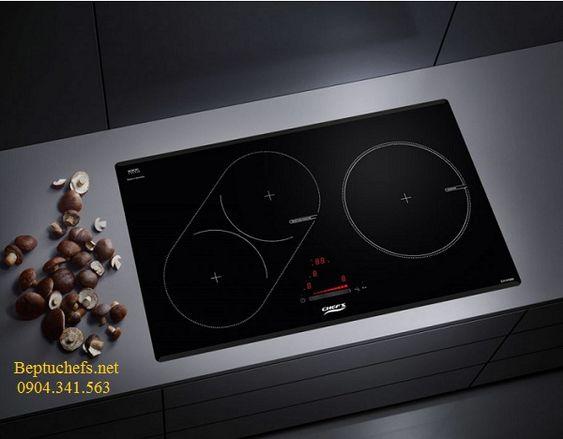 Những lý do khiến người dùng nên lựa chọn bếp từ Chefs