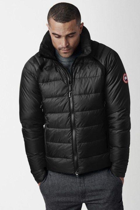 Men S Hybridge Base Down Jacket Jackets Mens Outfits Mens Down Jacket