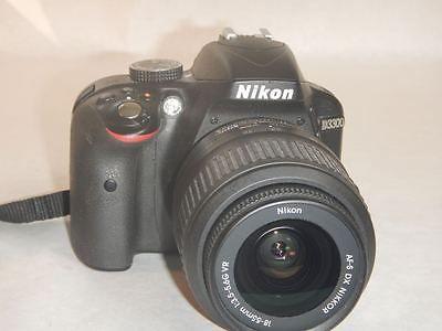 Nikon D D3300 24.2 MP Digital SLR Camera - Black (Kit w/ AF-S DX VR II... https://t.co/Fn8n5Ca2pL https://t.co/EFrdEthrLV