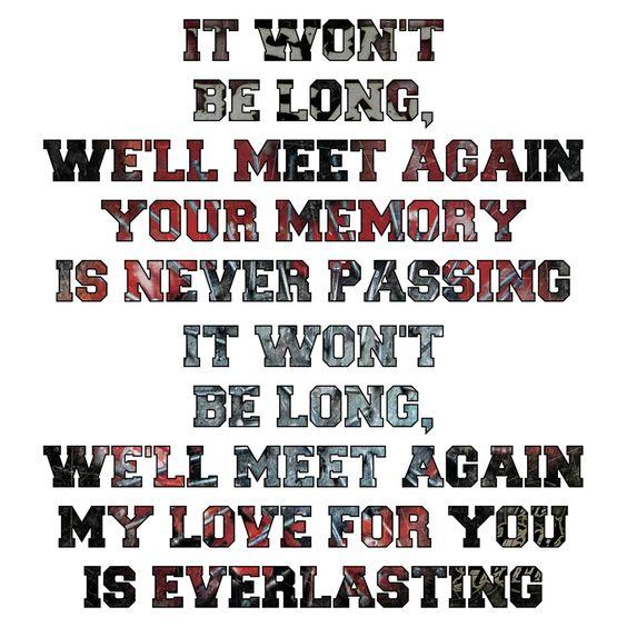 so long my friend till we meet again song