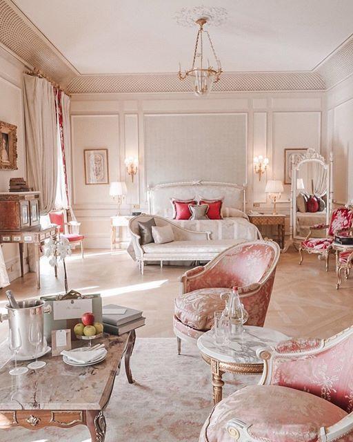 Le Meurice In 2020 Parisian Decor Home Decor Home