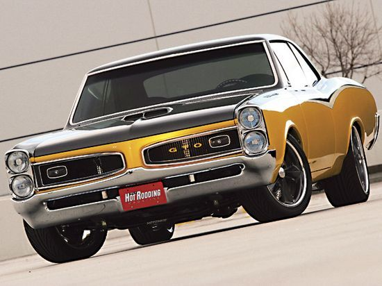 1966 Pontiac GTO  Basically the same style as my 67 GTO except