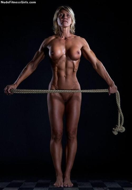 Fitness models nude
