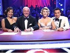 From left: Dancing with the Stars judges Carrie Ann Inaba, Len Goodman ...