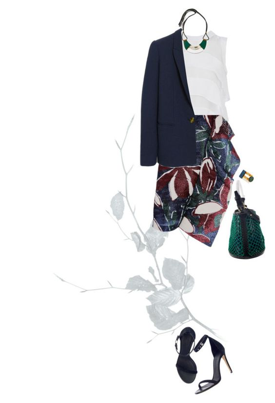 """""""Untitled #1982"""" by land ❤ liked on Polyvore featuring Marni, Givenchy, Kenzo and Mulberry"""