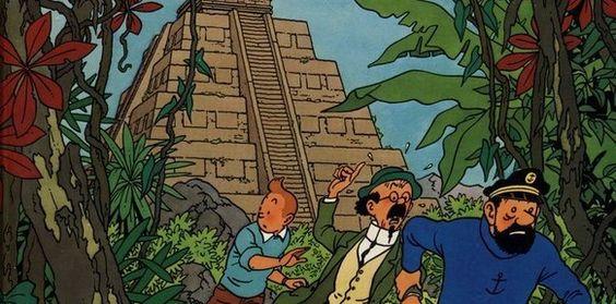 leblogderevaxi.overblog.com - Le blog d'un passionné de Tintin qui propose des hommages inédits