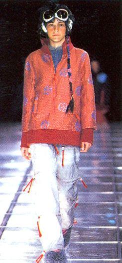 Yuma Koshino F/W 1999