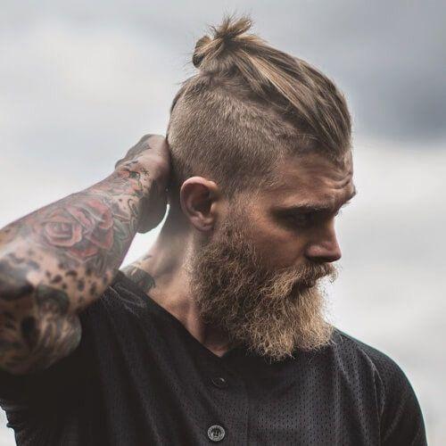 9 Besten Und Stilvollen Mann Brotchen Frisuren Im Jahr 2019 In 2020 Mannerhaar Haare Manner Haarschnitt