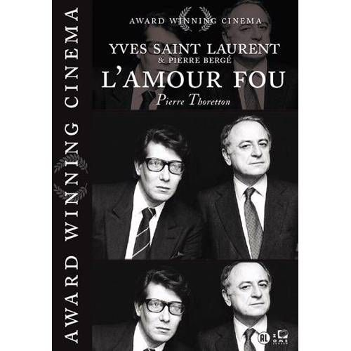 Yves Saint Laurent - L'amour fou (DVD)