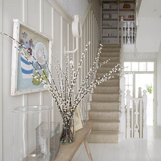 Spring Floral Arrangements Ideas for the home - pussy willow