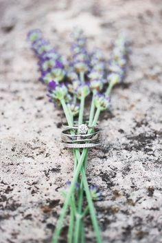 ehering mit lavendel - Google-Suche