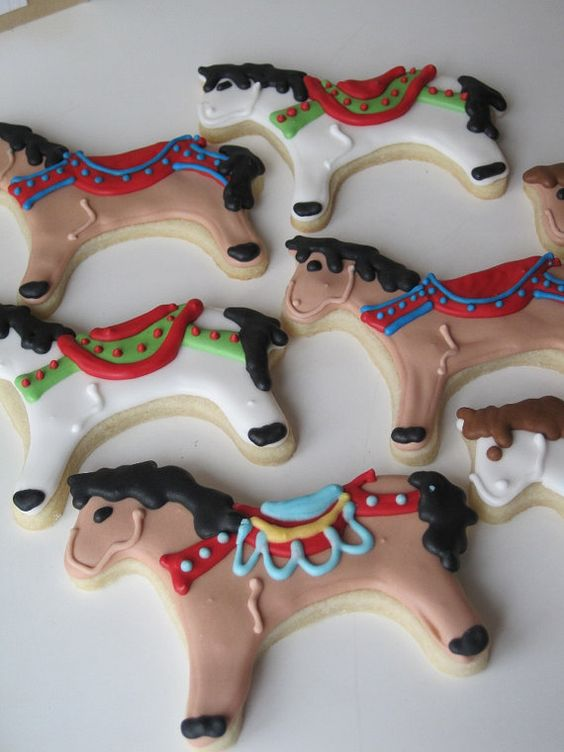 Carousel cookies recipe
