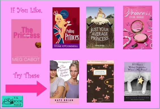 If You Like... Princess Diaries, check out these other royal reads!:
