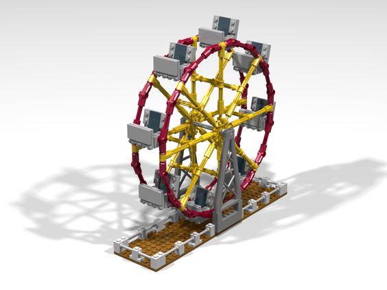 Roller Coaster Tycoon, LEGO version