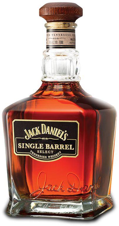 Jack Daniel's Single Barrel Select Tennessee Whisky 2011