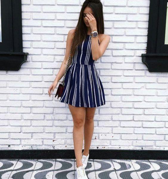 Outfits De Moda Para El Día Del Estudiante Moda Para