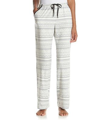 Relativity® Micro Fleece Lounge Pants | Herberger's