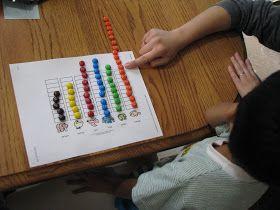 love2learn2day: Math Workbox: Preschool Activities