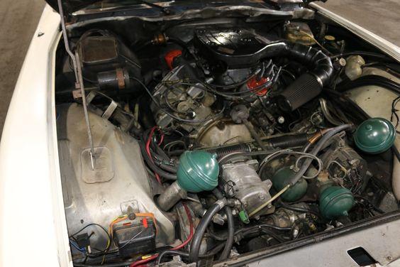 1973 Citroen SM Coupe