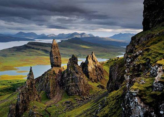 Scottish Isles!