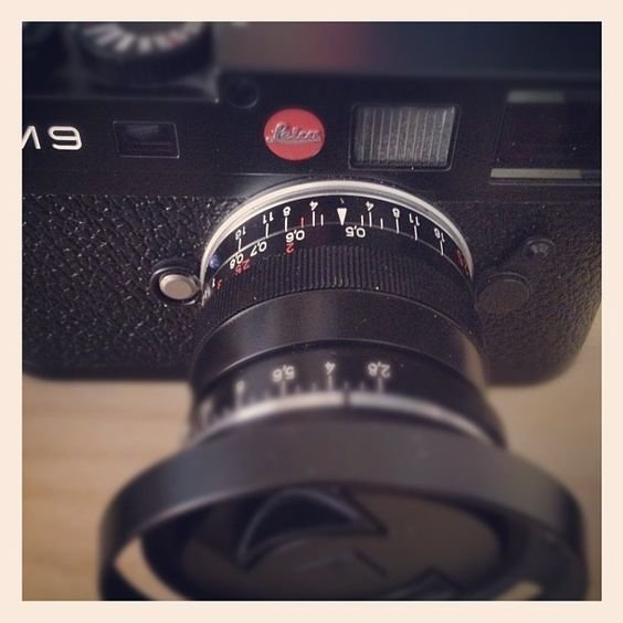 Leica M9 – The Journey Begins